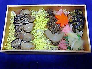 瀬戸の牡蠣めし